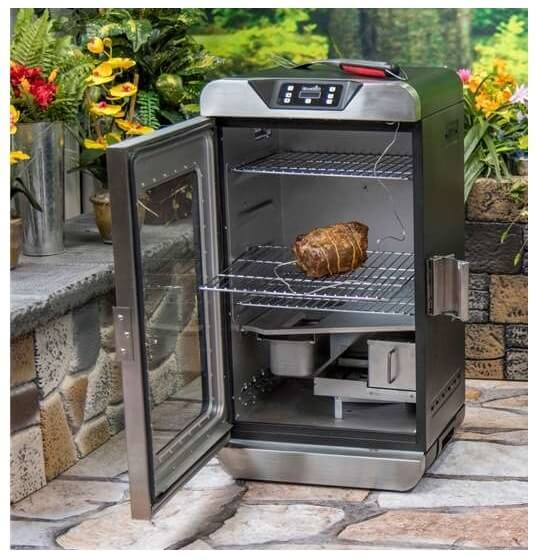 Char-Broil Deluxe Smoker Review