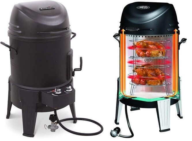Char-Broil Infrared Smoker Review