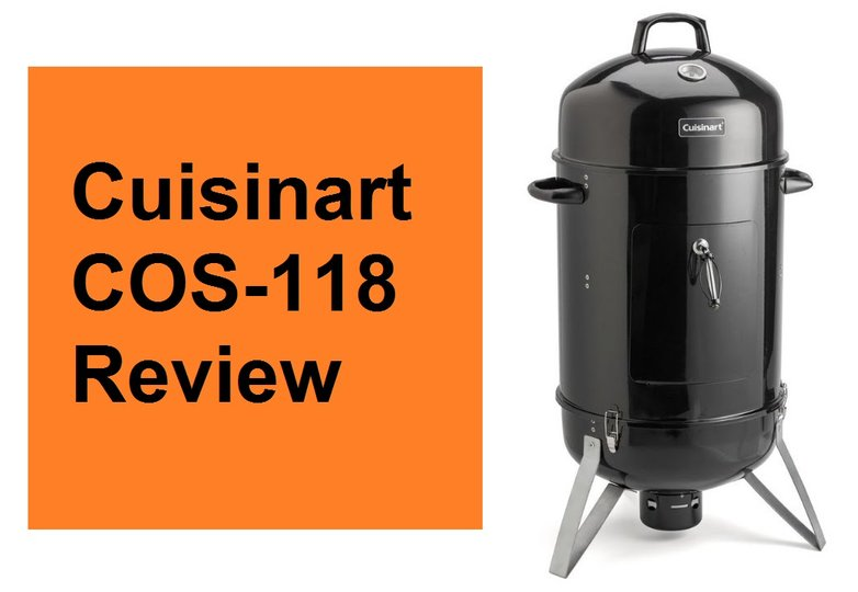 cuisinart cos 118 review