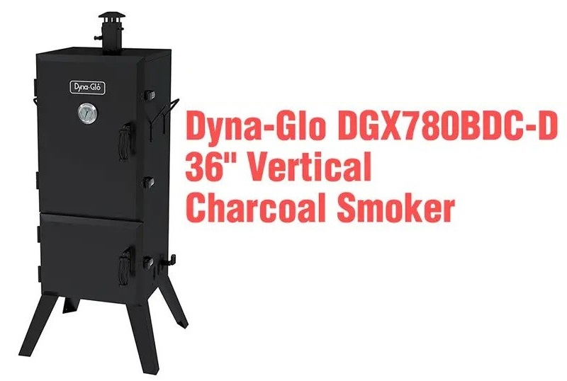 Dyna-Glo Vertical Charcoal Smoker Review
