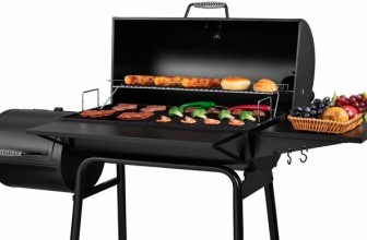 Royal Gourmet BBQ Charcoal Grill and Smoker